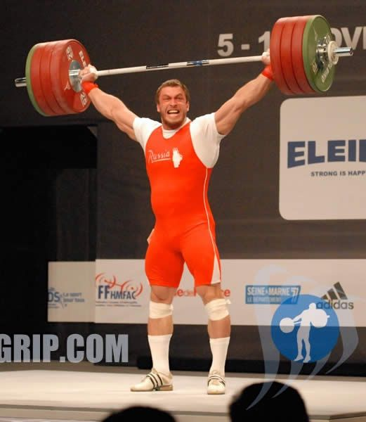 World Champion And Olympic Medalist In The 105kg Class Dmitry Klokov See More At Http Cleanhealth Com Health And Fitness Articles Fitness Health Fitness
