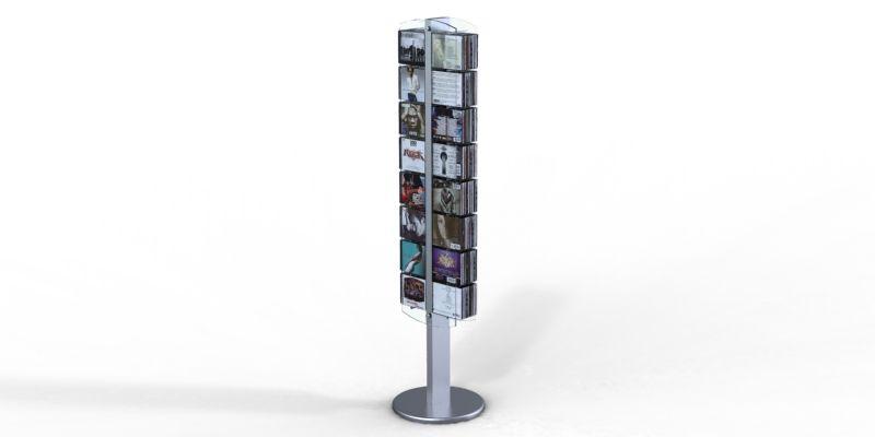 ABCD porta cd Gallotti e Radice | Pertichini Design Studio | Pinterest