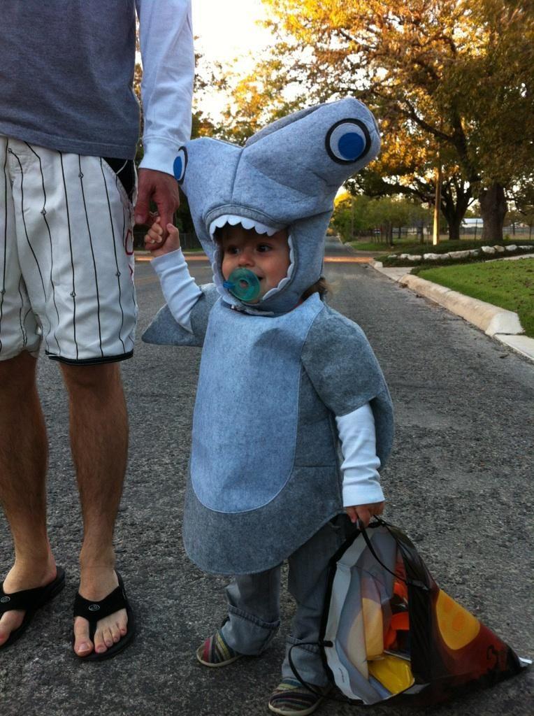 Cashyn's Halloween costume :) Hammerhead | costumed ...