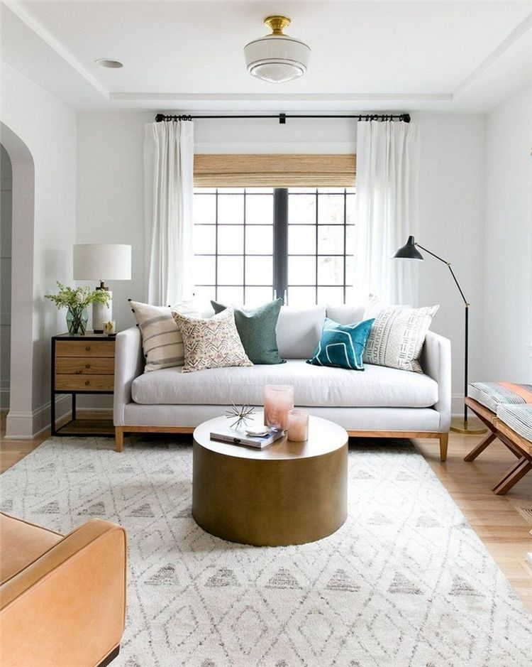 60 Gorgeous Mid Century Modern Living Room Decoration Ideas You Would Love Women Fashion Lifestyle Blog Shinecoco Com In 2020 Living Room Decor Modern Pretty Living Room Cheap Living Room Sets