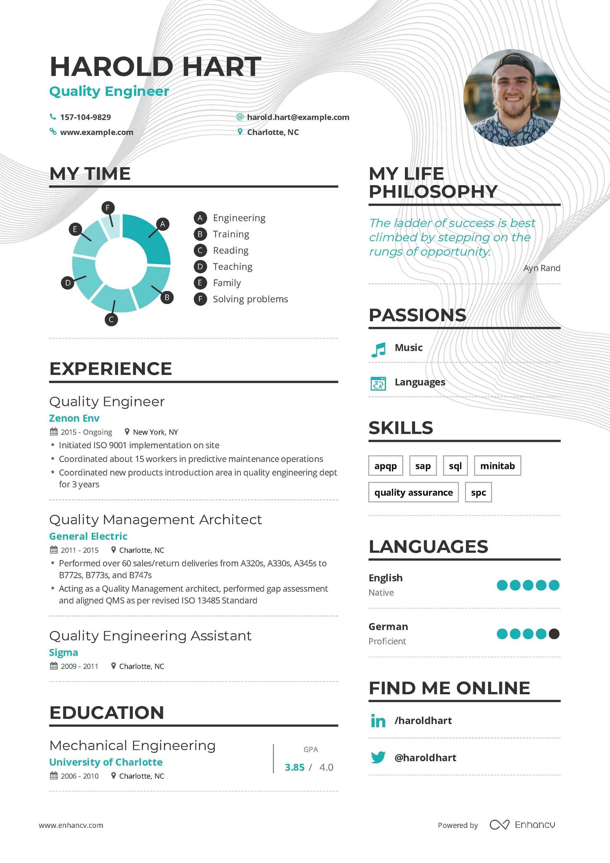Graphic designer resume examples skills templates more