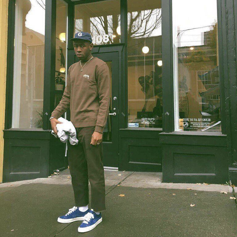 Pin By Chris Thompson On Tyler The Creator Tyler The Creator Fashion Tyler The Creator Tyler The Creator Outfits