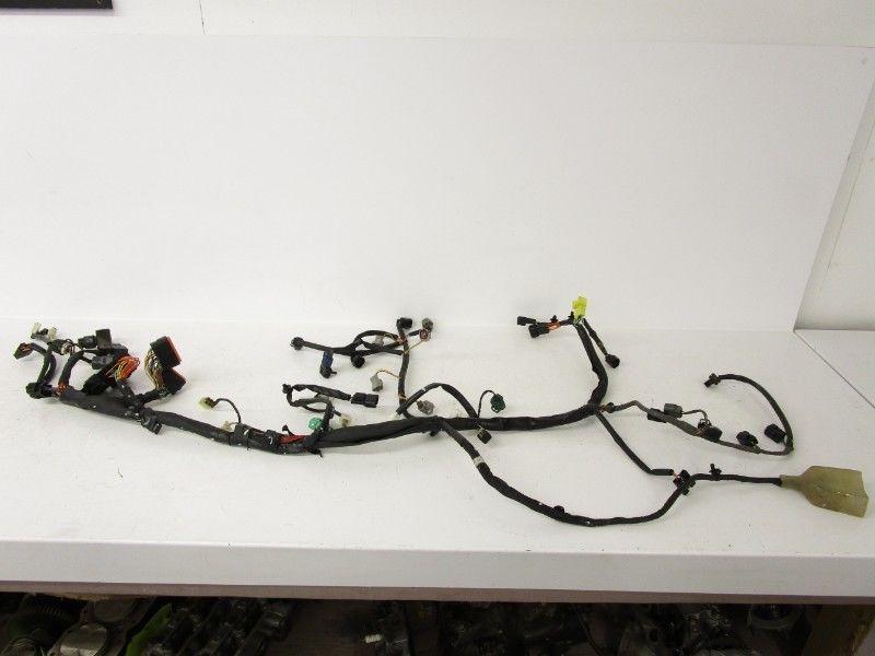 05 Suzuki GSXR 600 #2 Used Wiring Harness Main 36610-29G80