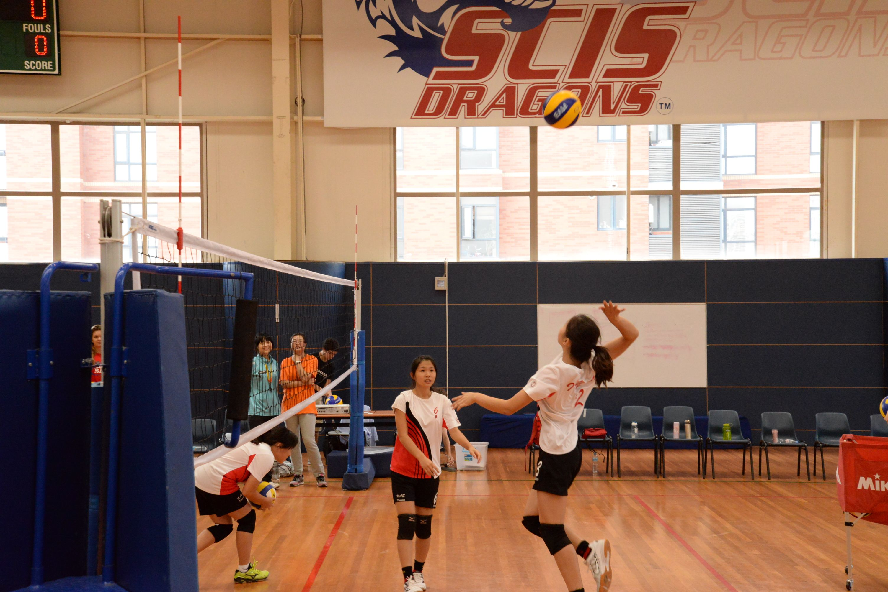 This Was Me Spiking A Volleyball In Acamis It Was My First Time Going To An Acmis Trip And Also My First Year Of Learning The Method Athlete Improve Learning