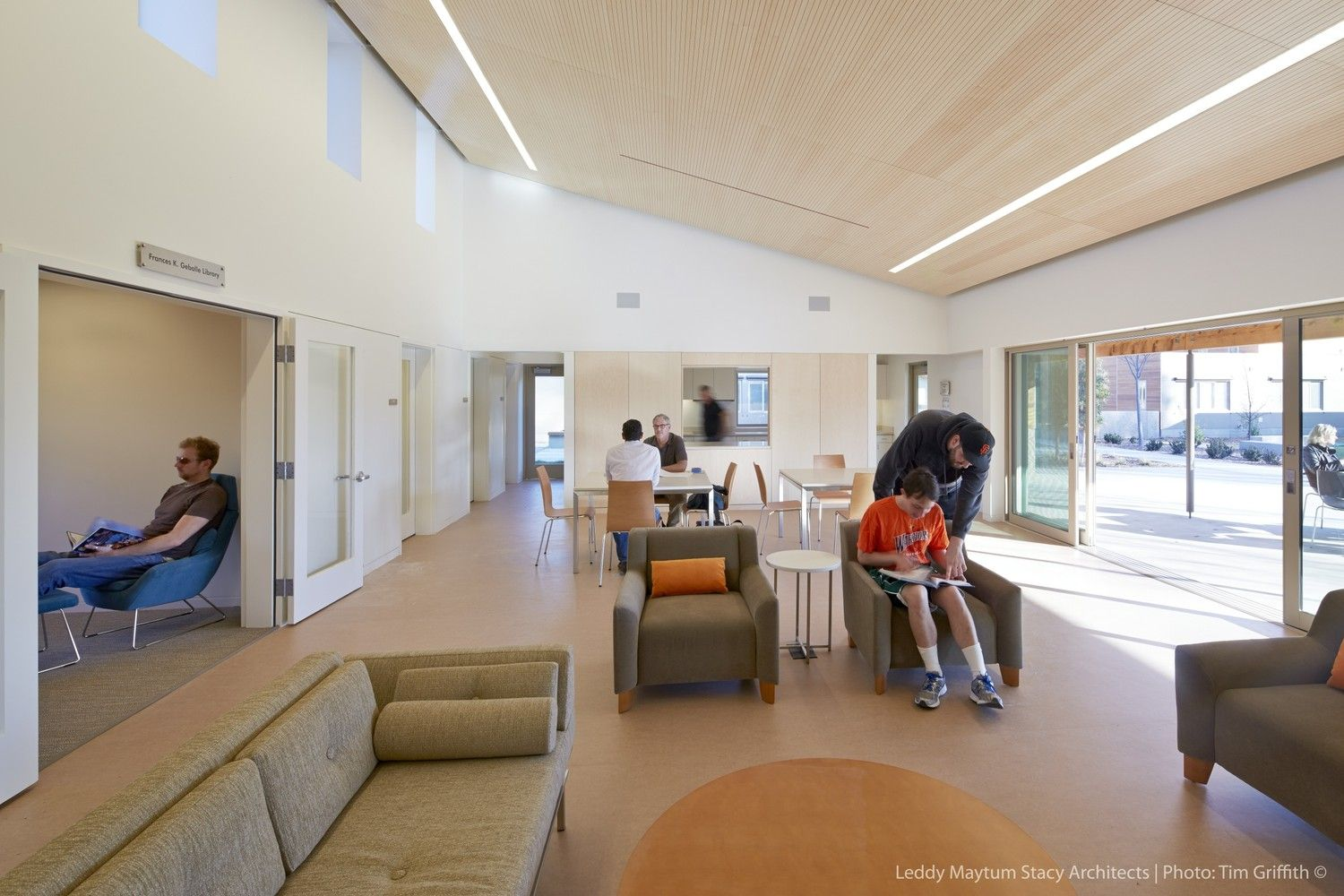 Gallery Of Sweetwater Spectrum Community Lms Architects
