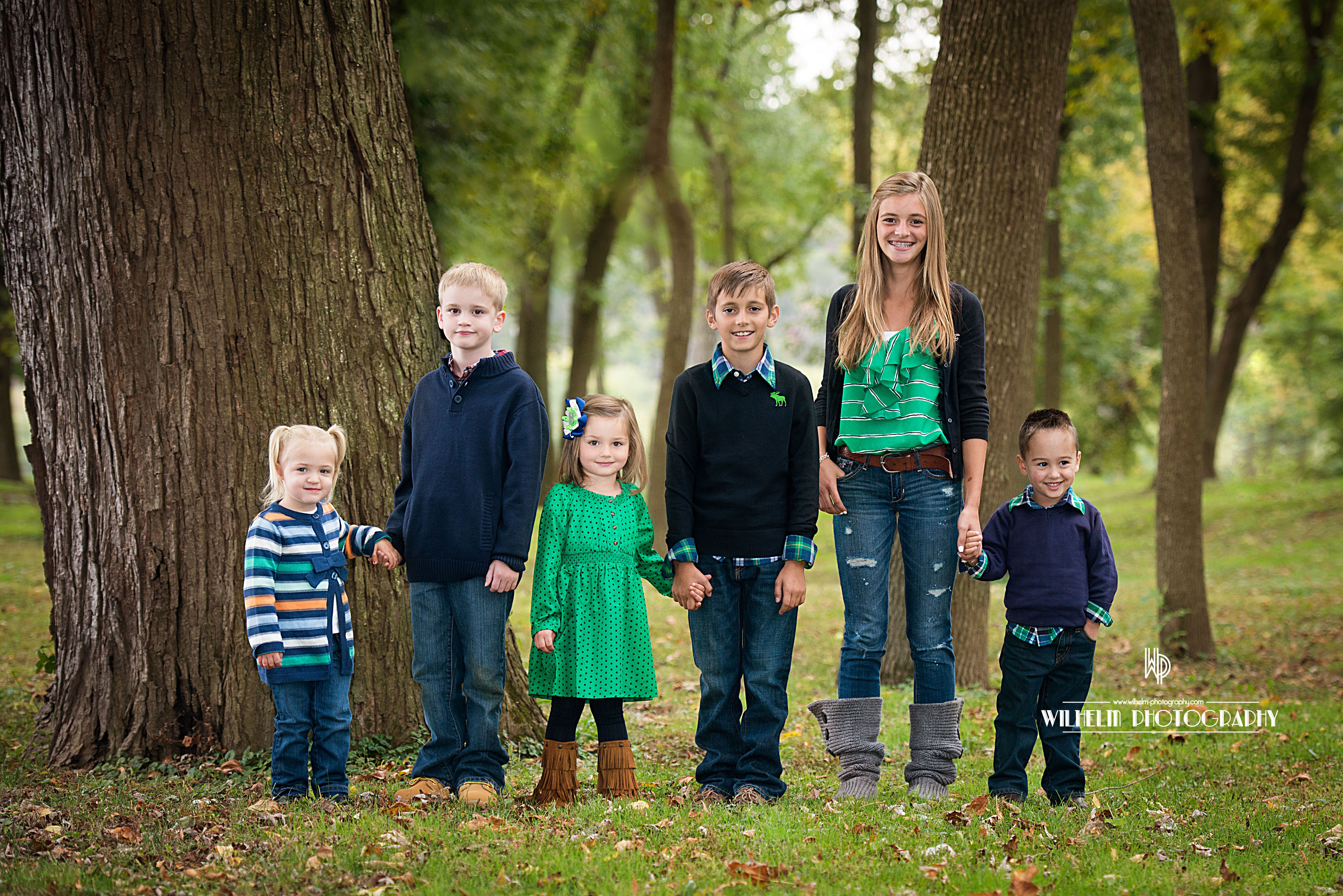 Christmas Colors For Family Pictures