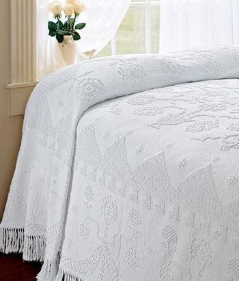 Martha S Choice Bedspread Final Sale No Returns Exchanges Bed Spreads Country Curtains Home Decor