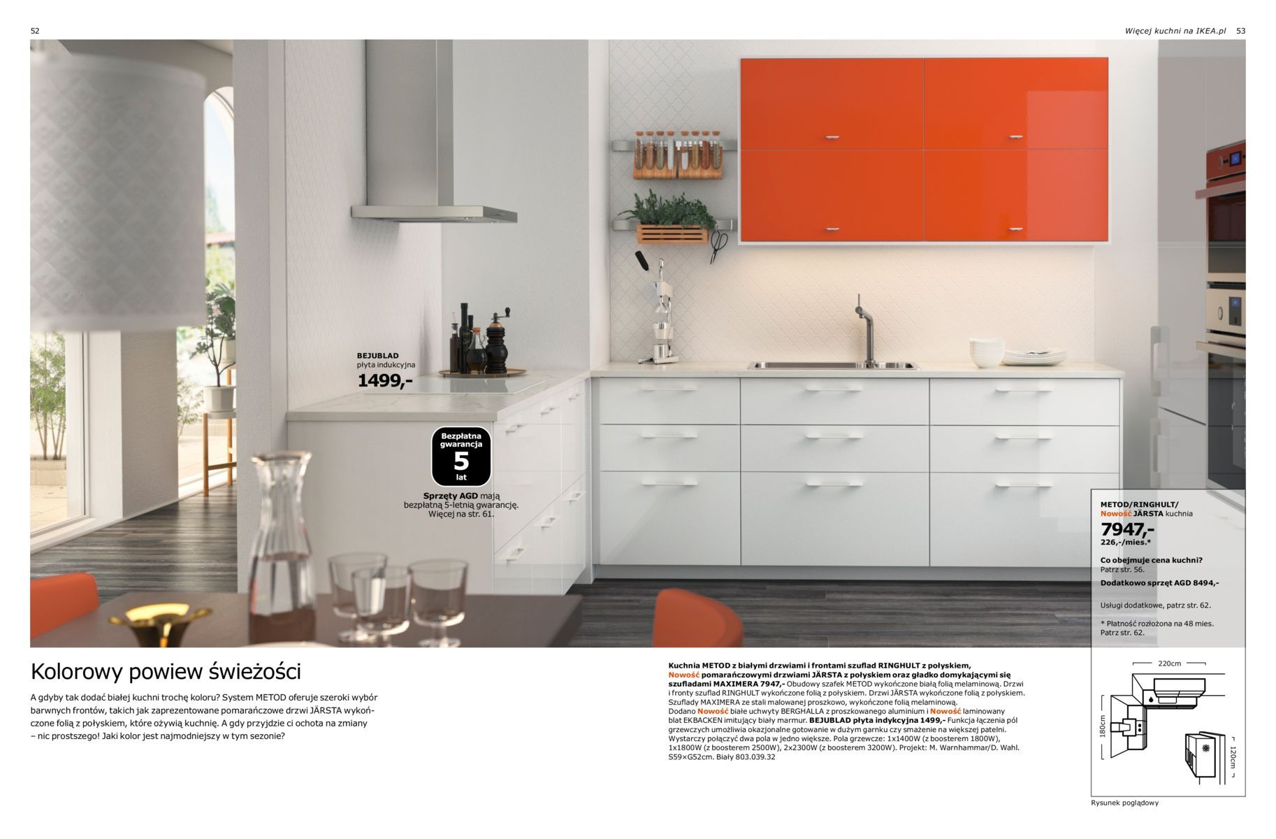 ISRB Kitchen Metod BY17 | Ікеа | Pinterest | Brochures, Ranges and ...