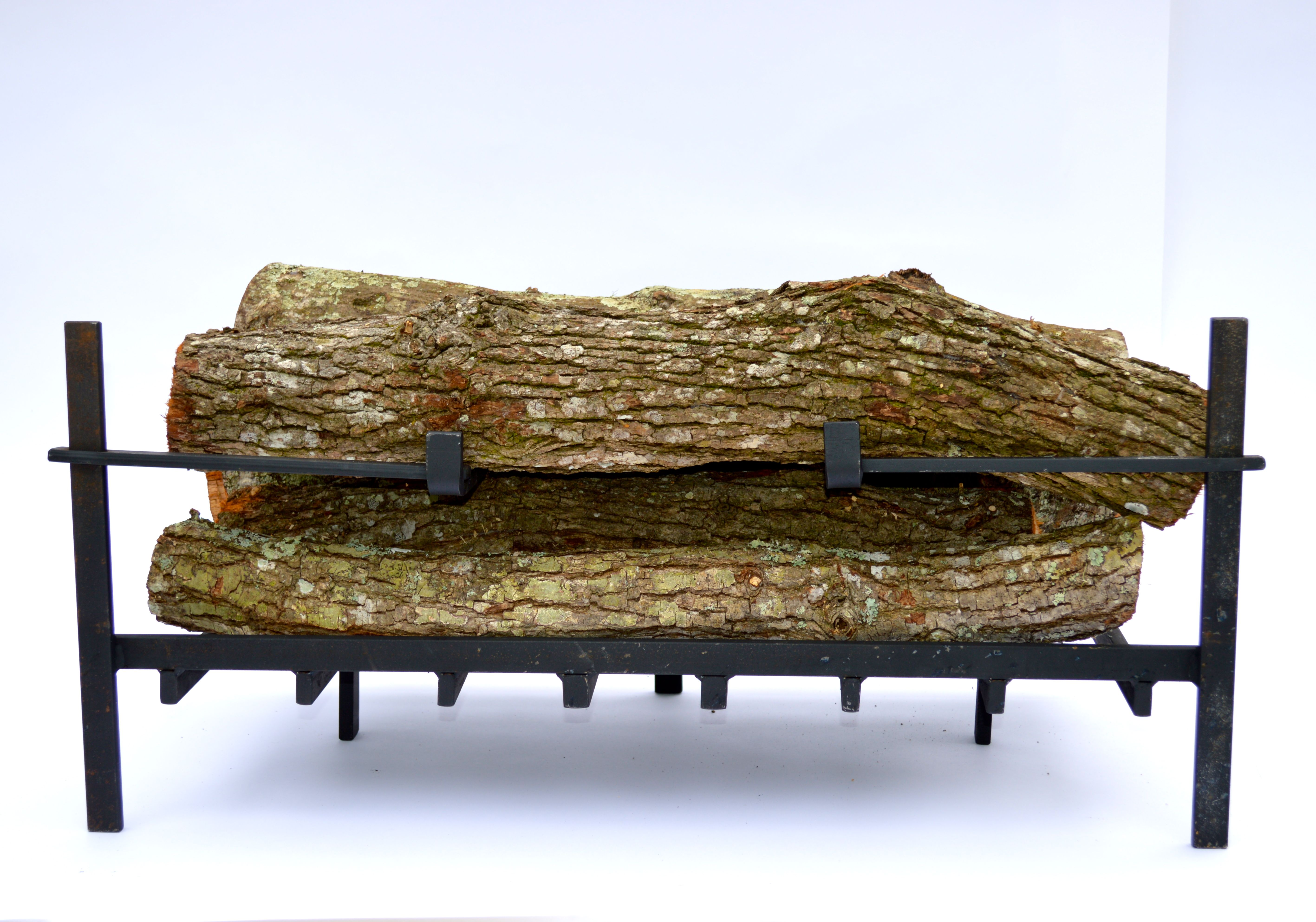 The Large Texas Fireframe Grate Can Handle Logs Up To 2 1 2 Feet