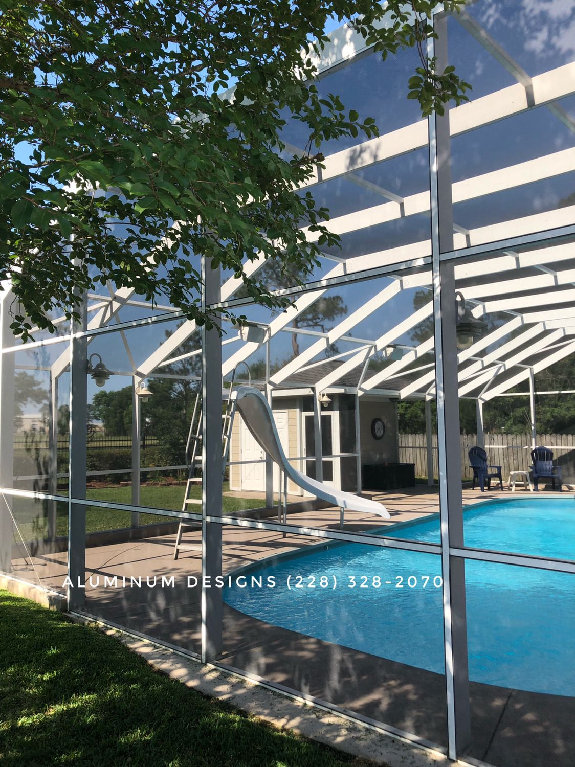 Pin By Aluminum Designs On Pool Enclosures Patio Builders