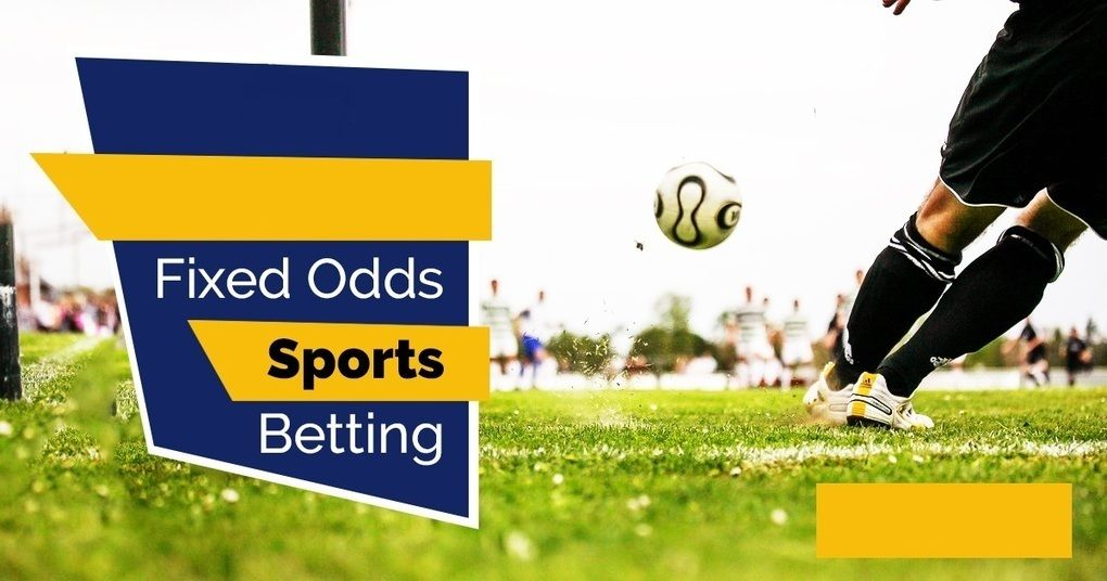 Fixed Odds Football Betting Bet Online Sports betting