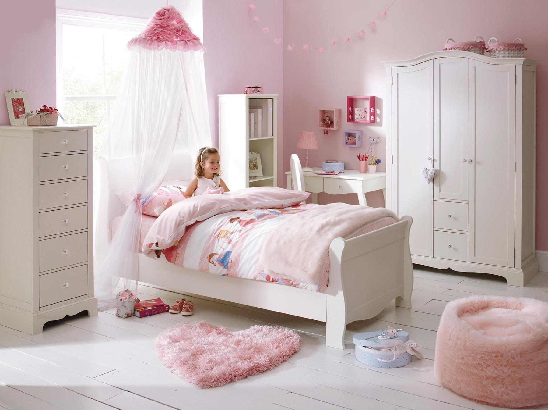 Beds Bedsteads Divans Bed Frames Girls Bedroom Furniture Bed Girl Beds
