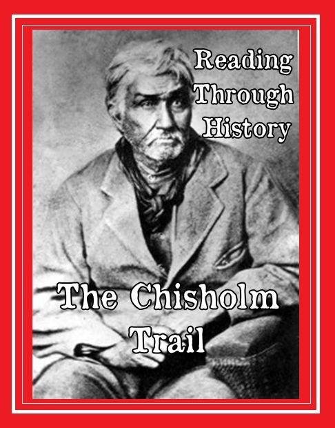 This is a single four page unit from Reading Through History documenting the lifestyle and culture of cowboys on the legendary Chisholm Trail through Indian Territory. There is a one page reading about the process of herding cattle and life on the trail followed by three pages of student activities.