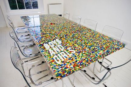 DIY Project File: Lego Furniture | The AEDIS | Pinterest | Lego ...