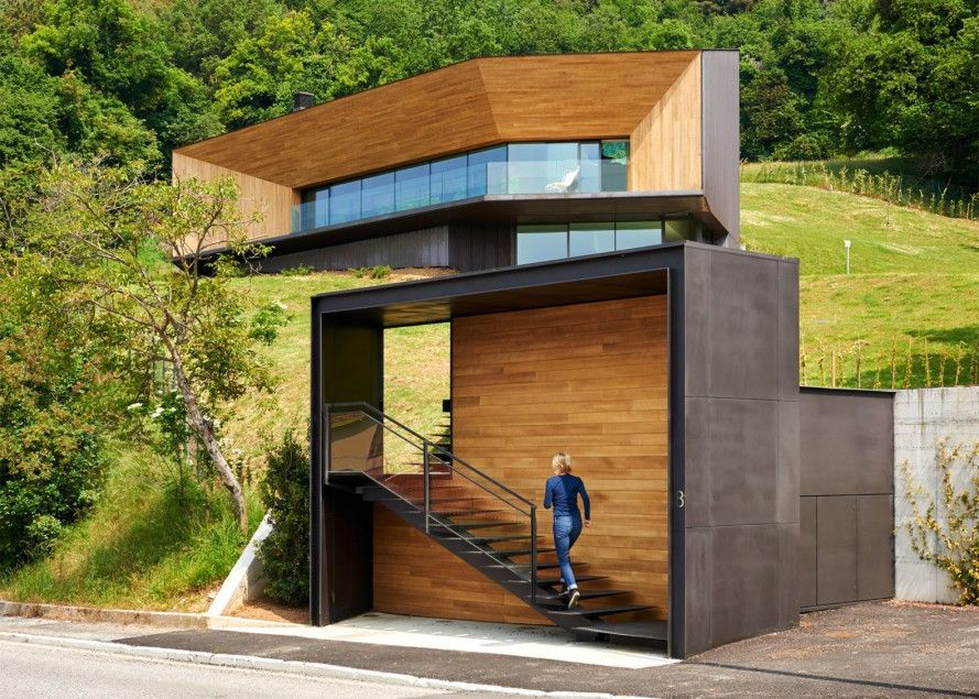 Extraordinary alpine villa in Italy is heated and cooled by the Earth | Inhabitat - Green Design, Innovation, Architecture, Green Building