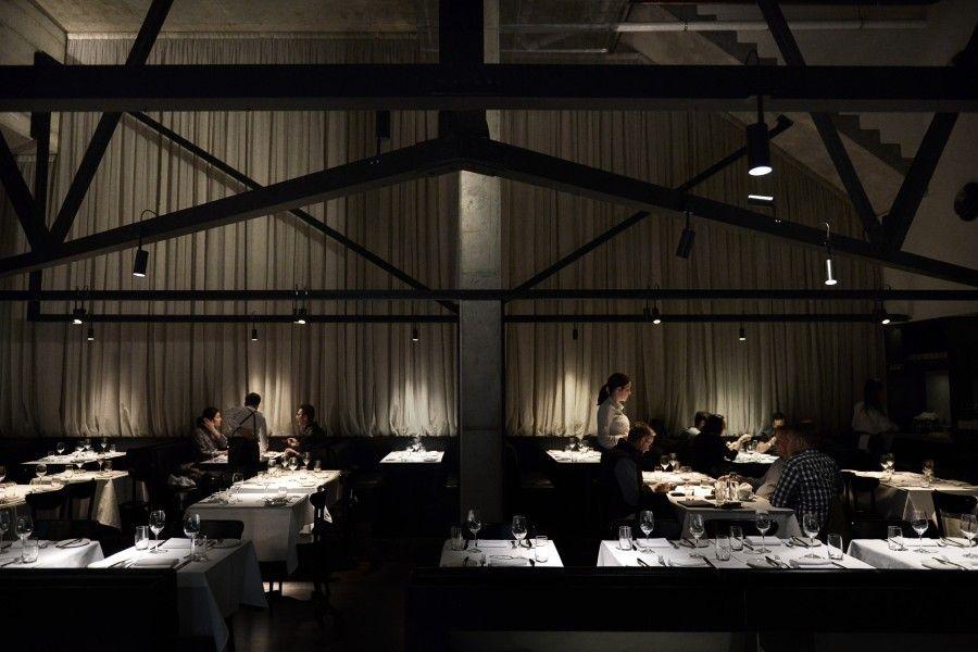 Shadow Wine Bar Dining Room Alex