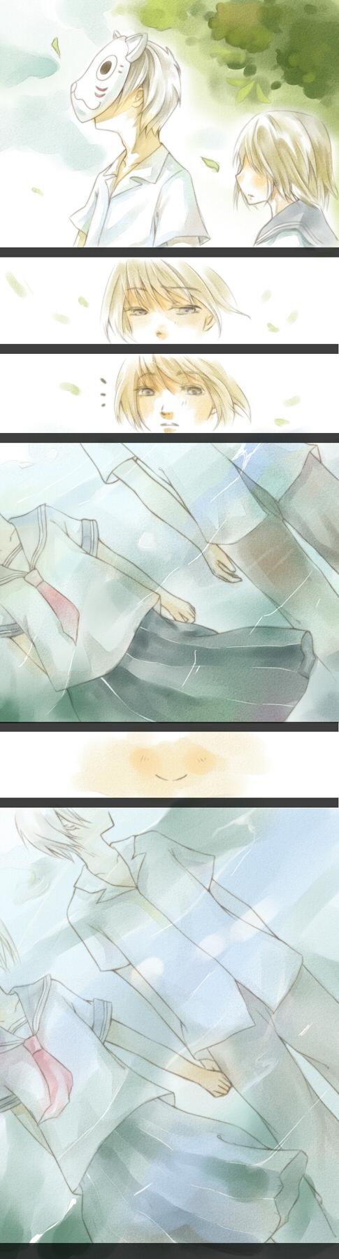 Hotarubi No Mori E Anime Love Anime Movies Anime