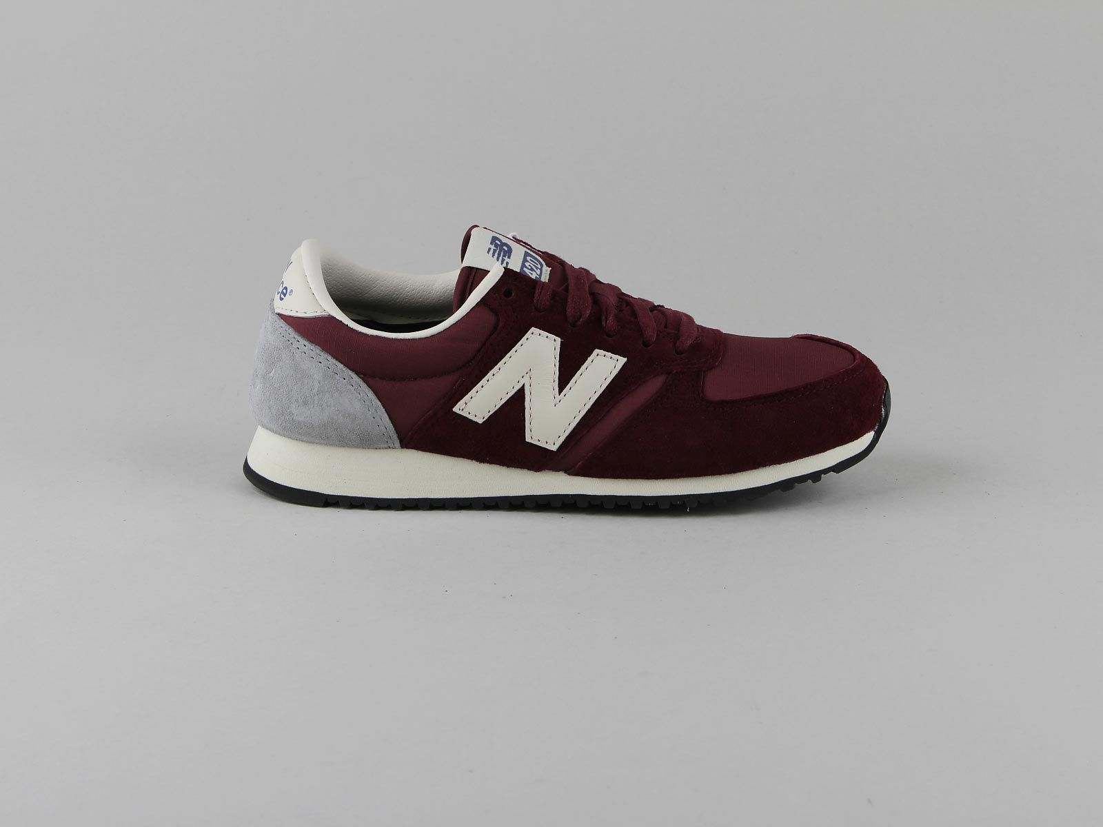 basket new balance homme bordeau