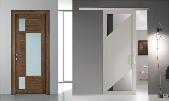 Produzione vendita e istallazione di Porte da interni a Prato, porte ...