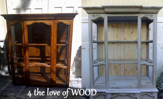 Best 4 The Love Of Wood Making An Open Air Display Cabinet 400 x 300
