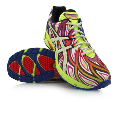 8f1b026a9987 Asics Gel Noosa Tri 5 - Mens Running Shoes - Harlequin Glowing Tiger ...