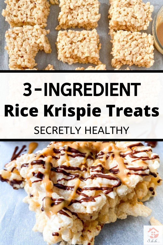 Healthy Rice Krispie Treats Recipe Healthy rice