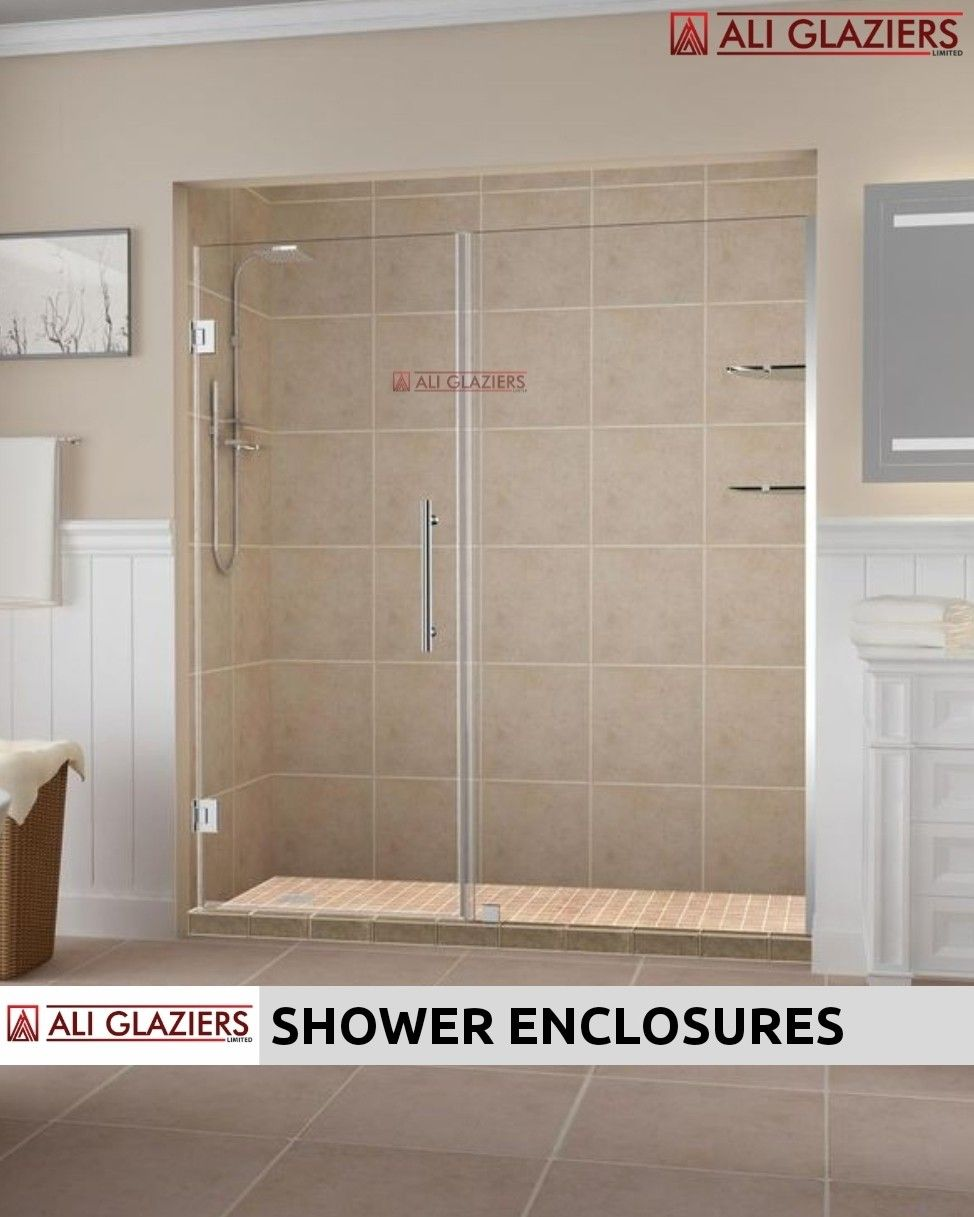 Clear Straight Wall To Wall Shower Enclosures In Nairobi In 2020 Shower Enclosure Shower Cubicles Shower