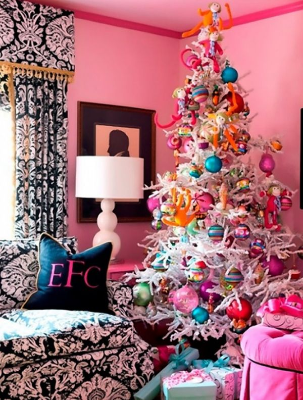 cute-and-beautiful-christmas-tree-design-ideas | CHRISTMAS DECOR ...