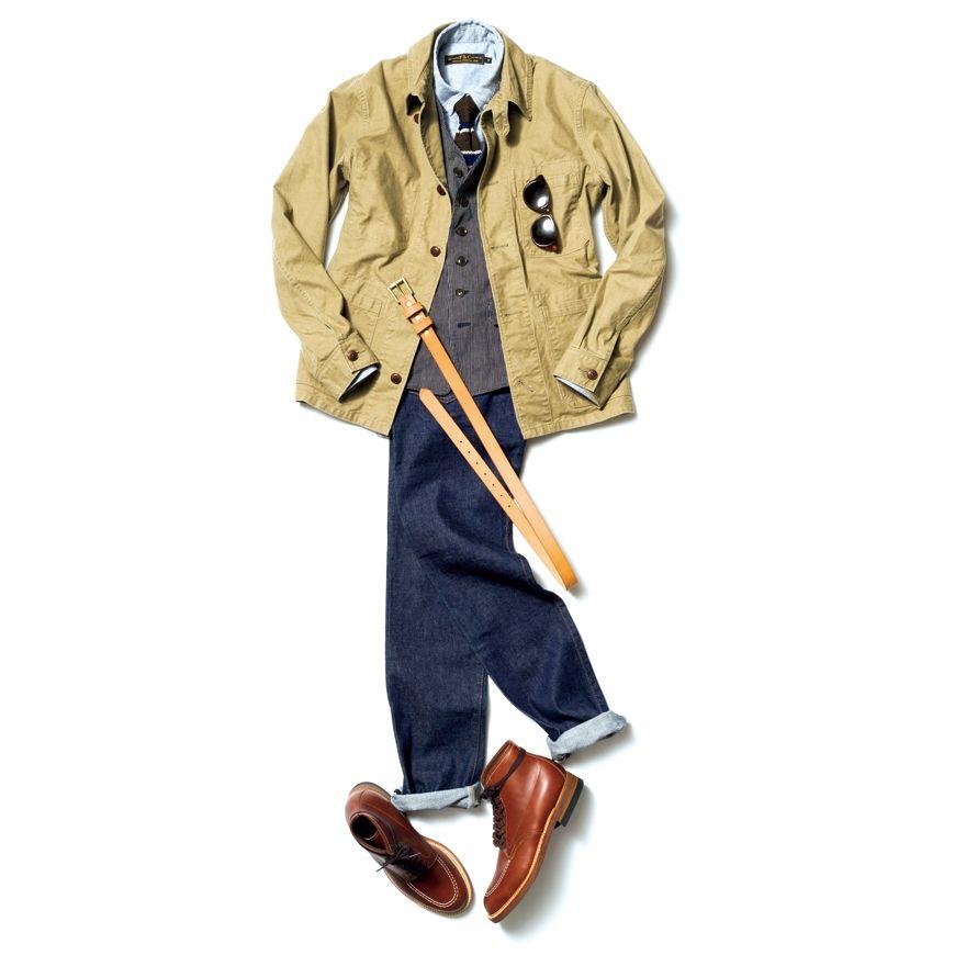 FREEMANS SPORTING CLUB──ジーン・クレールのフォーカス スーツの男, ファッションショップ