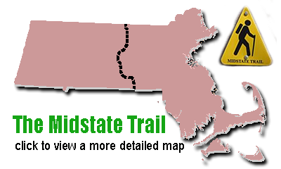The Midstate Trail In Massachusetts Half Moon Bay Camping