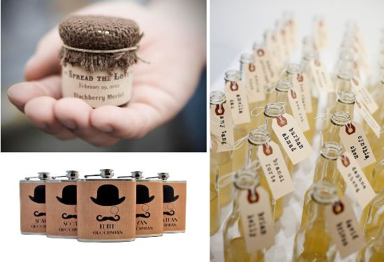 Explore Hipster Wedding Favors And More