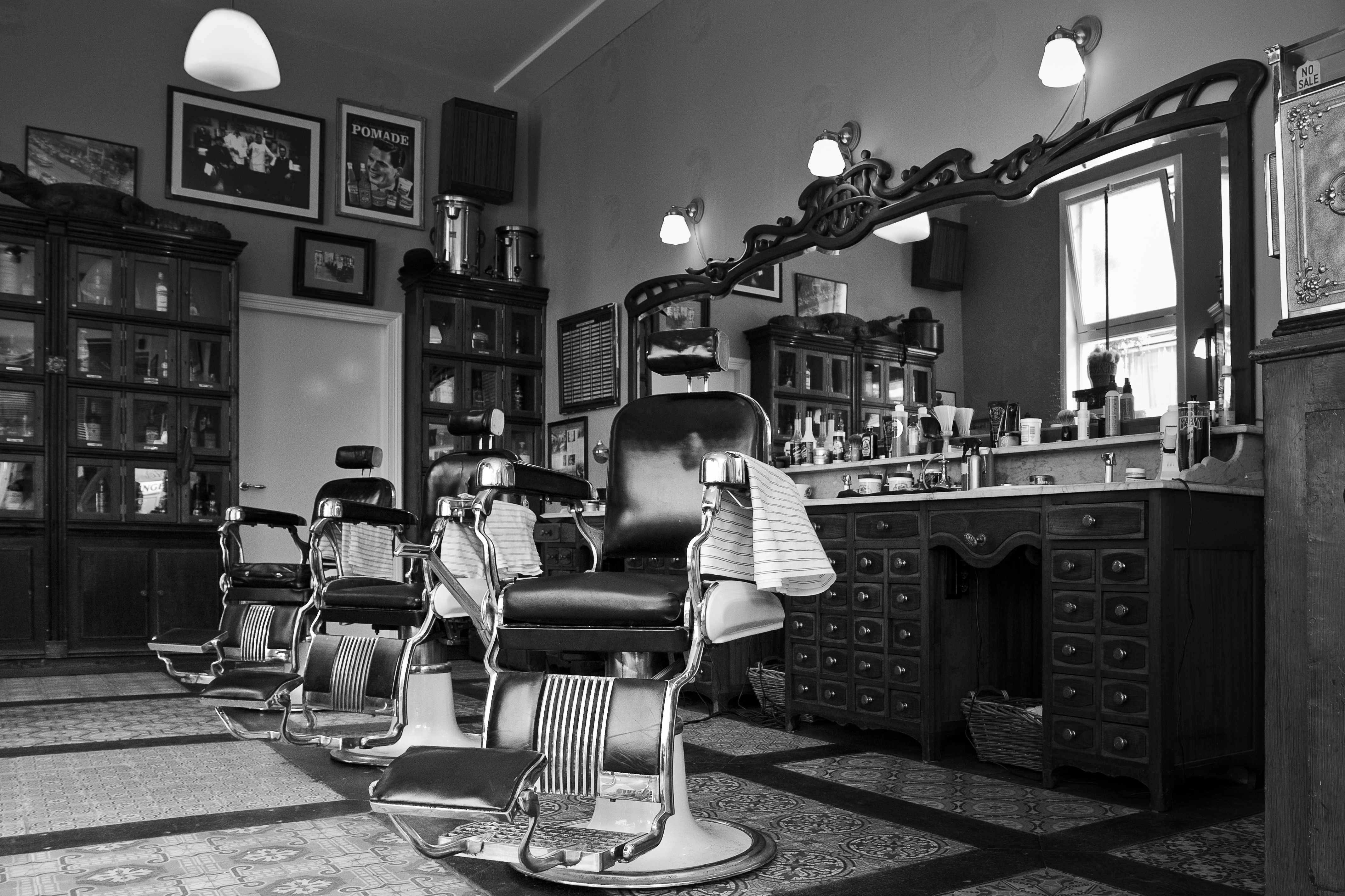 Old barber shop window - The Barber Shop Is A Great Place Where Men Can Be Men Description From Pinterest