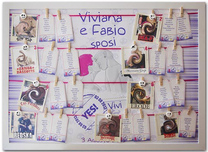 Super Tableau matrimonio mollette e tag   Tableau mariage   Pinterest WS52