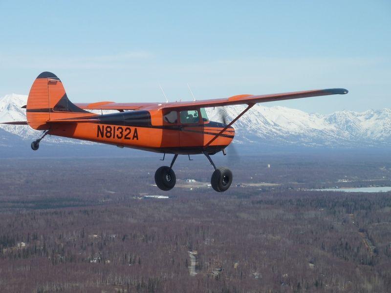 Backcountry Pilot - Cessna 170 29x10 Wheels | Love of