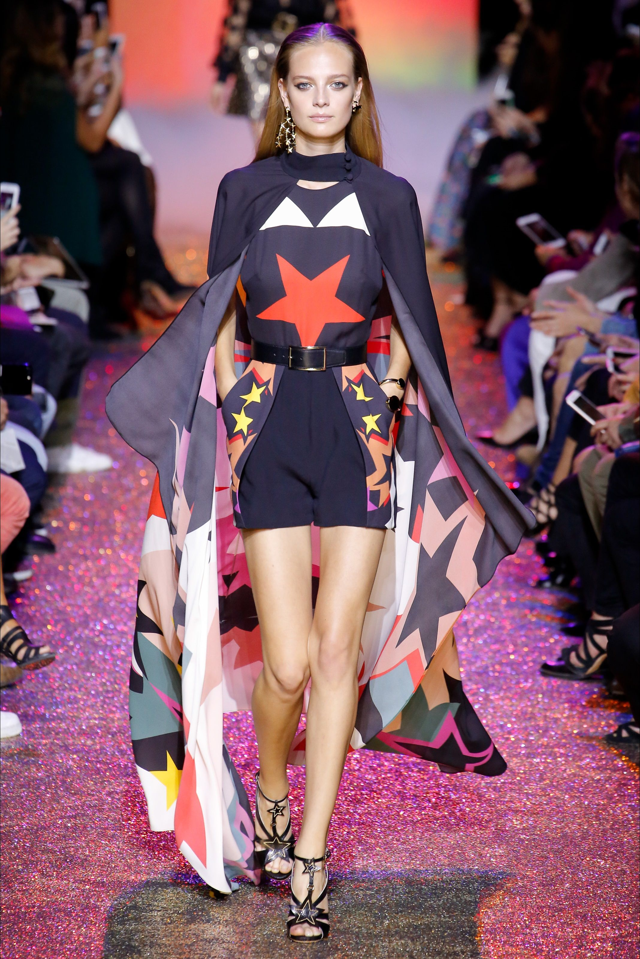 Sfilata Elie Saab Parigi - Collezioni Primavera Estate 2017 - Vogue