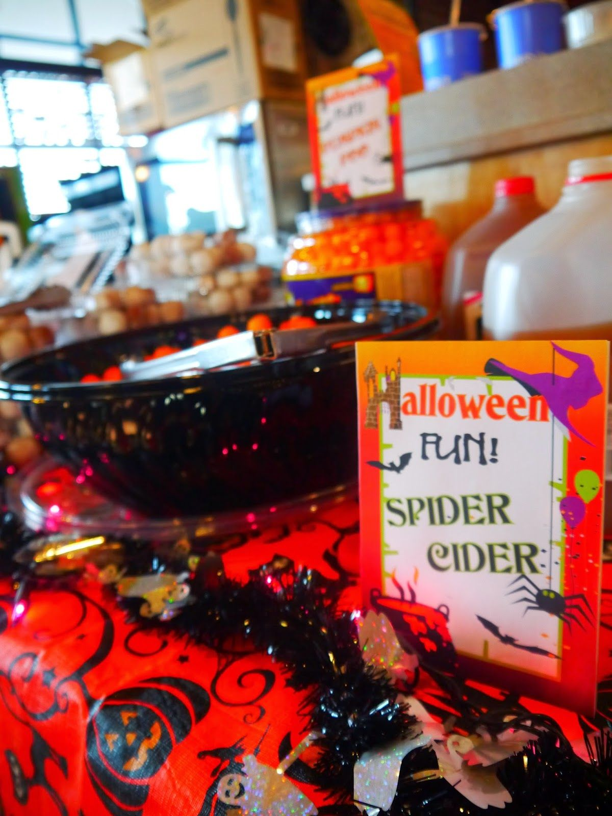Western New Yorker: Wegmans Halloween Party ideas