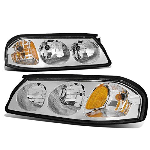 Dna Motoring Hlohci00cham Headlight Assembly Driver And