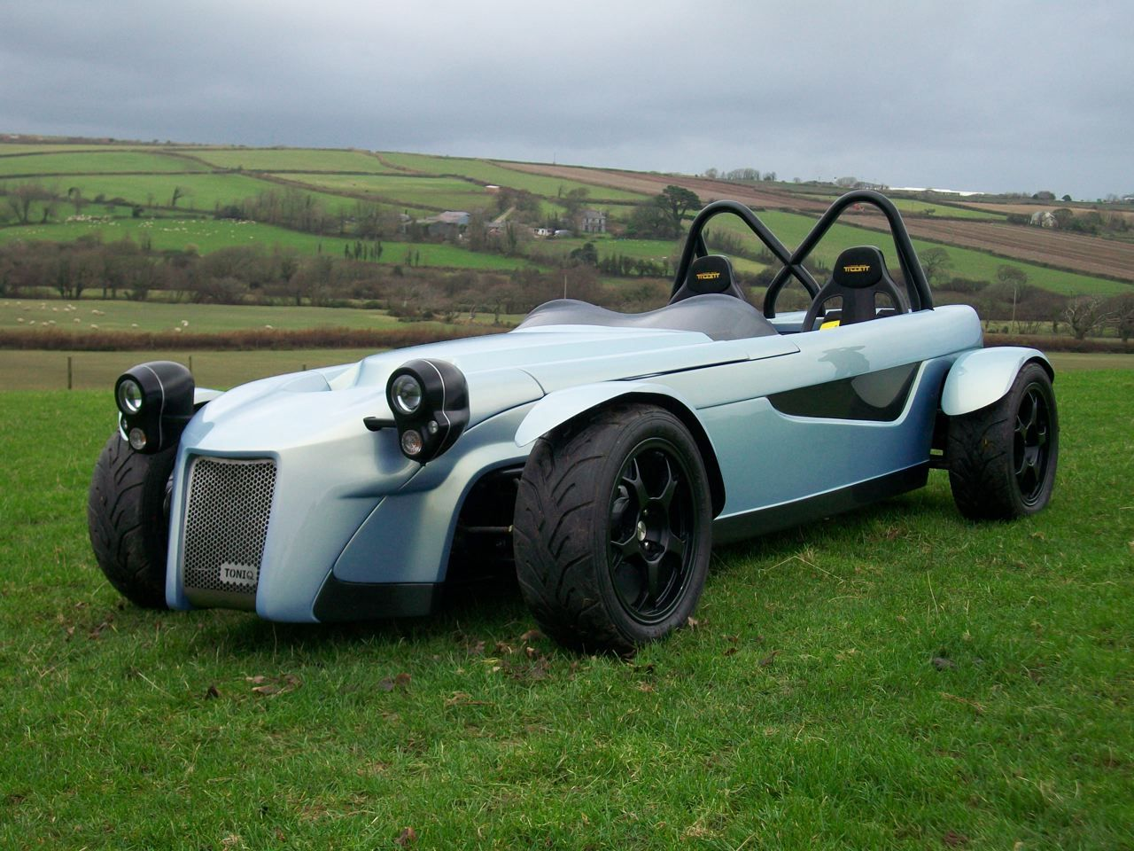 Homebuiltkitcars Both Car Guys That Wanted To Make - Sports cars makes