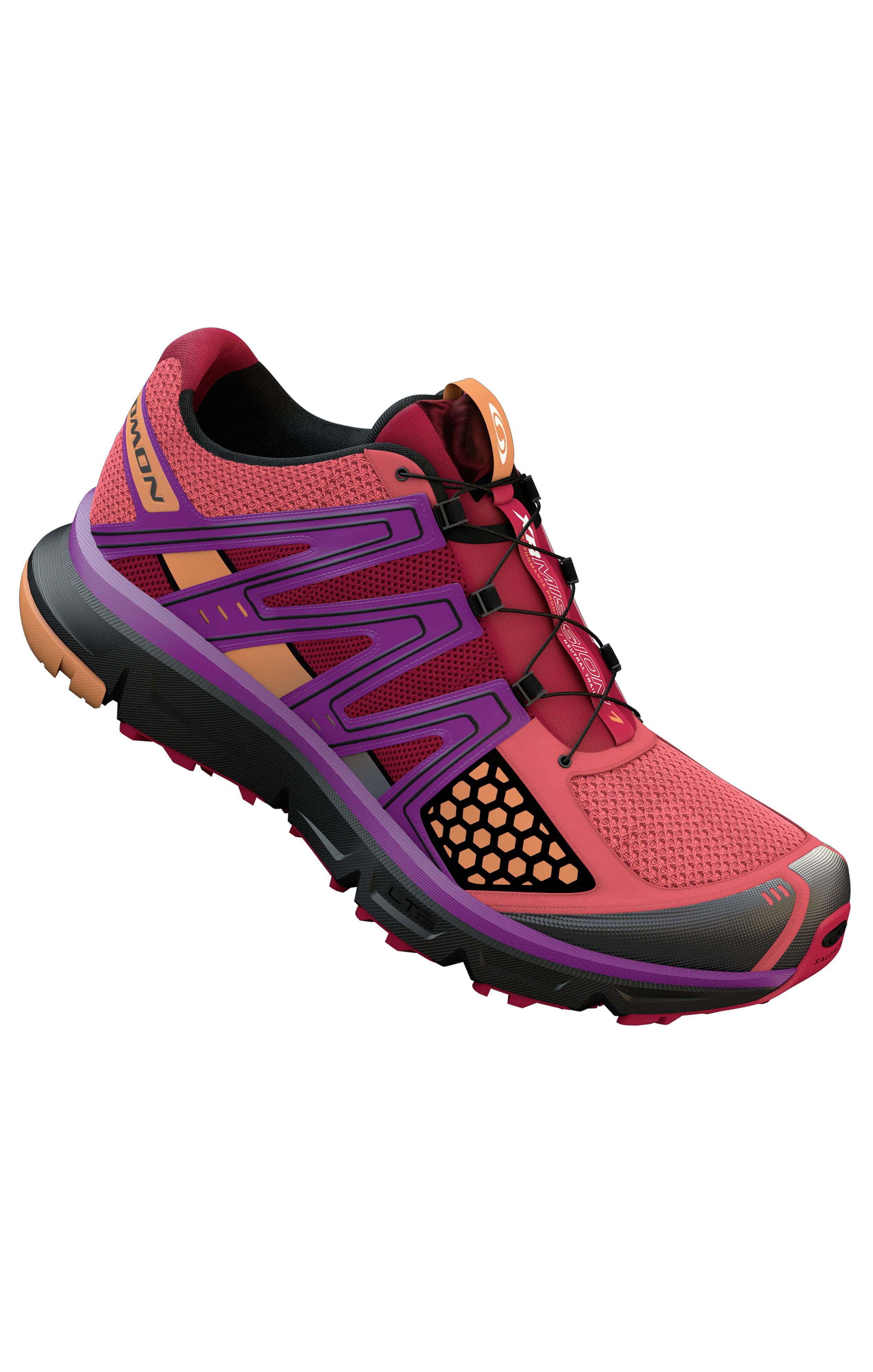 revendeur 42720 81ef9 Salomon XR Mission Women's Running Shoe (Sizes 6 & 6.5) in ...