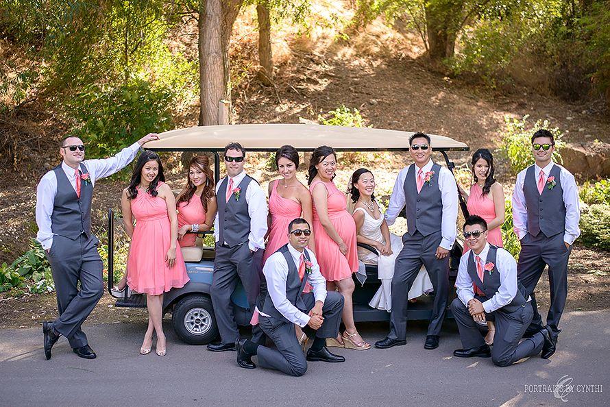 spurwing golf course, meridian Idaho, wedding photos