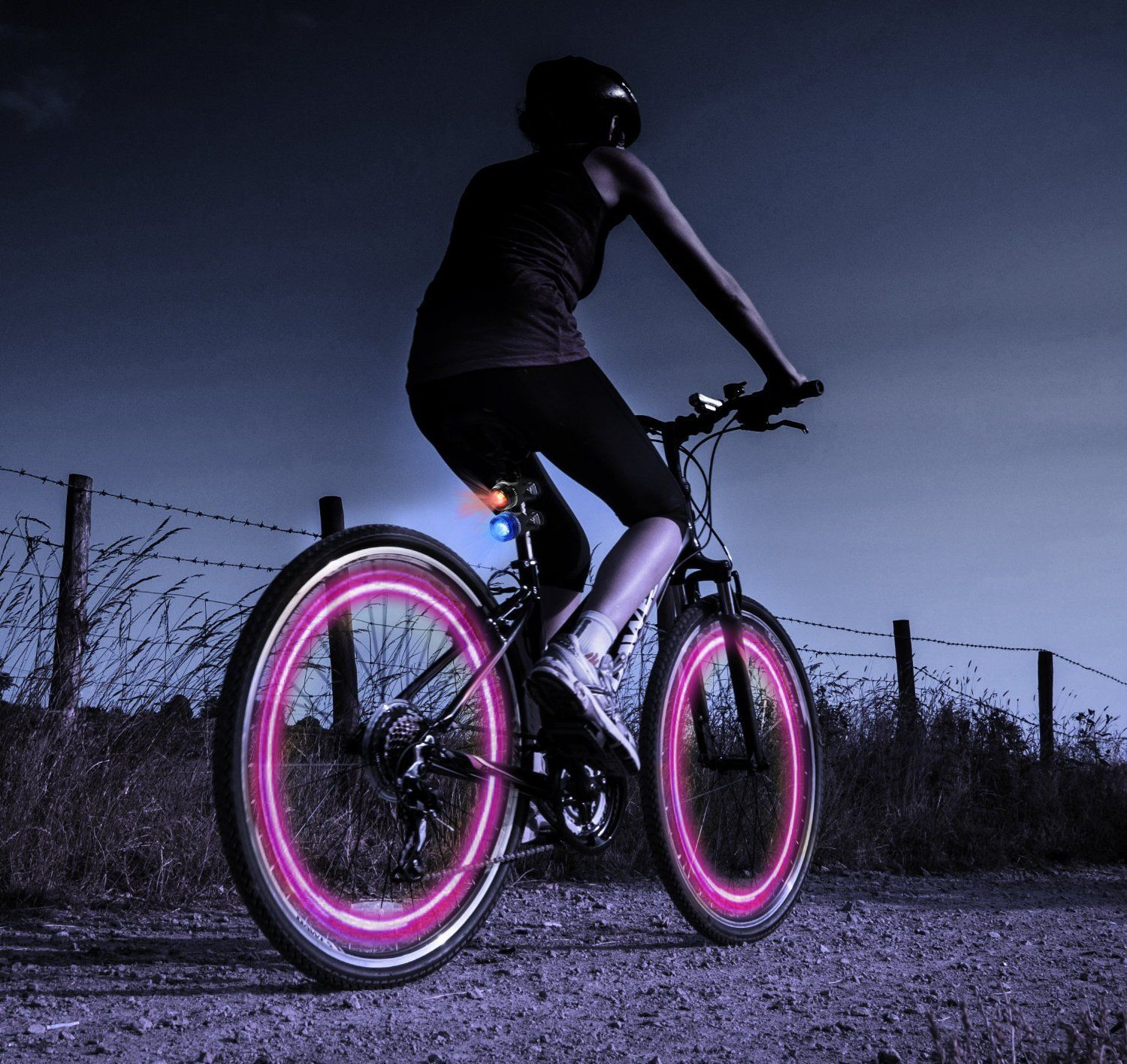 vivid lighting camden products xiii rechargeable led gear lights bike
