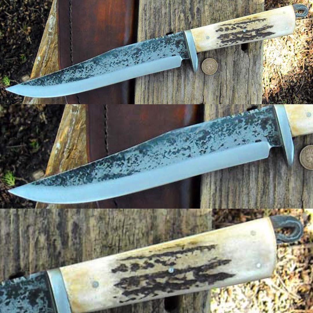 Custom bushcraftknife by Stefan Åberg. | PREPARE | Pinterest ...