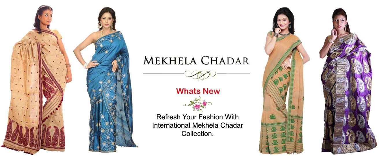 Mekhela Chadar Manufacturers, Supplier, Wholesaler