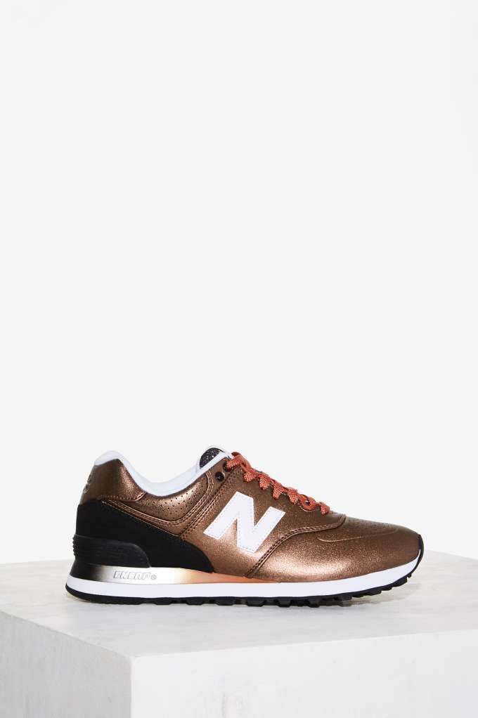 Bambas New Balance gradient