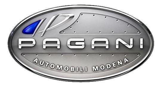 Pagani Car Logos Pagani Car Pagani