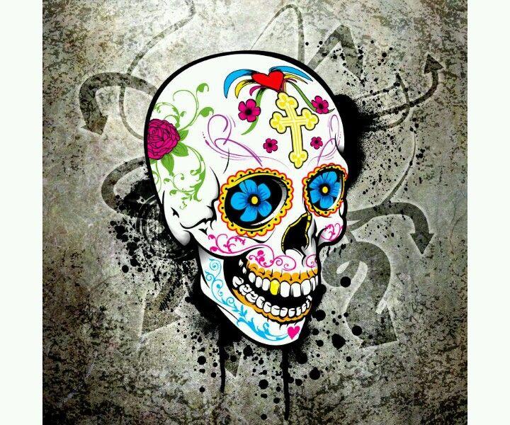<3 Sugar Skulls
