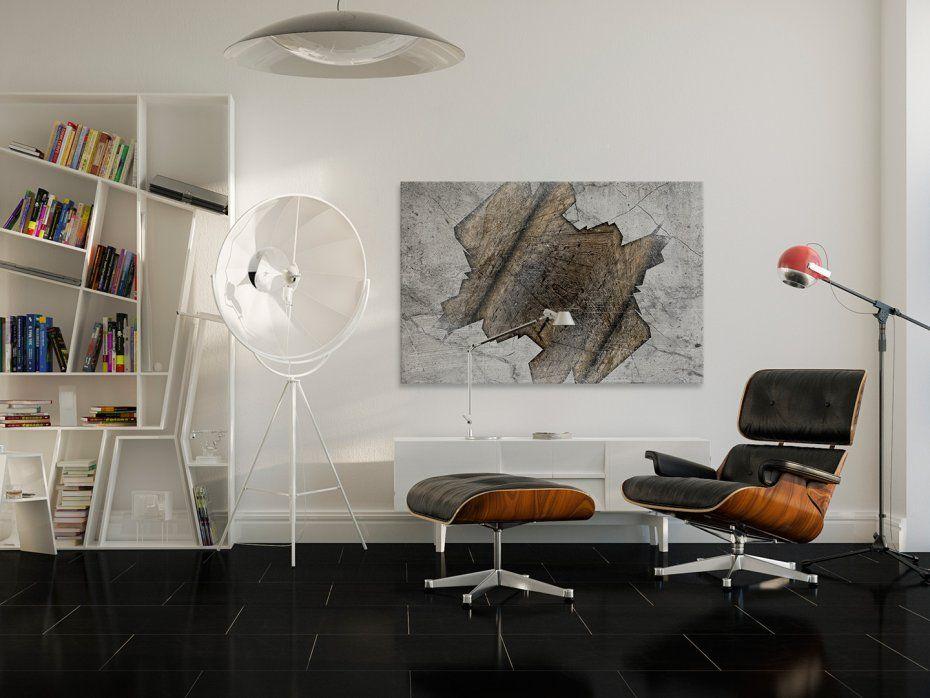 Obraz na płótnie - ABSTRAKCJA - 120x80 cm (20201) (sprzedawca: VAKU-DSGN), do kupienia w DecoBazaar.com