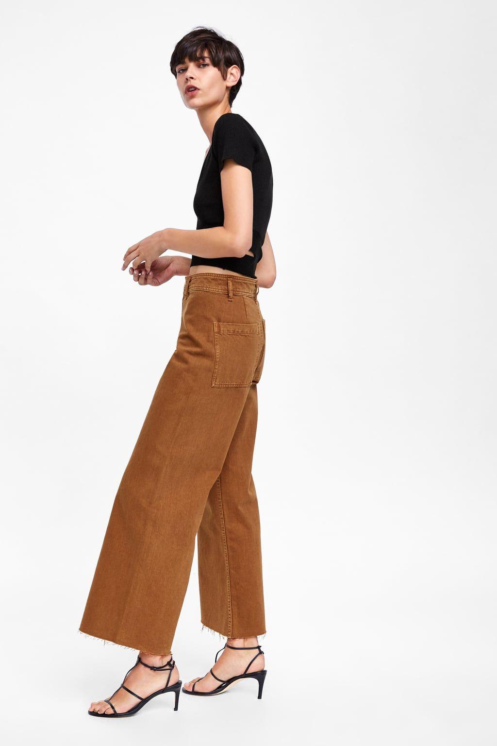 Afbeelding 6 Van Jeans Zw Premium Marine Straight Van Zara Jeans And Vans Straight Jeans Jeans