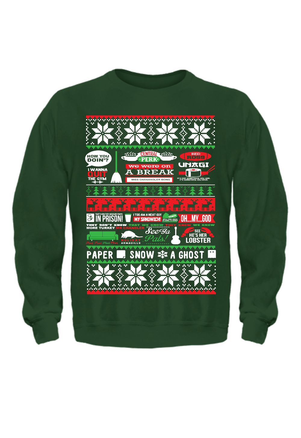 The Perfect Shirt For The Holiday Season!!LIMITED EDITION