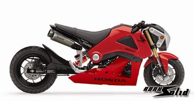 Top 12 Motorcycle Brands In The Philippines Honda Grom Custom